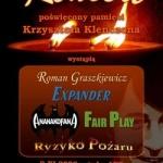 Koncert poświęcony pamięci Krzysztofa Klenczona