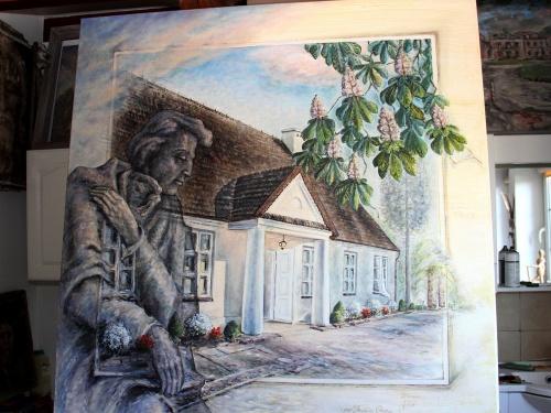 03. Obraz z motywem Chopina