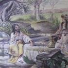 05. Henryk Siemiradzki - Jezus i Samarytanka