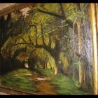 22. Mihaly Muncacsy - Park (1886)