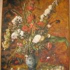 23. Mihaly Muncacsy - Wielkie kwiaty