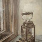 Roman Graszkiewicz - Lampa (martwa natura)