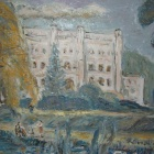 Roman Graszkiewicz - Pałac w Bałoszycach