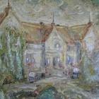 Roman Graszkiewicz - Pejzaż nr 43