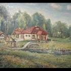 Roman Graszkiewicz - Pejzaż nr 44