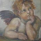 13. Anioł wg Raffaella
