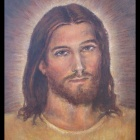 34. Roman Graszkiewicz - Portret Jezusa (7)