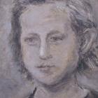 49. Roman Graszkiewicz - portret Mamy