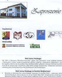 Zaproszenie na konferencję - strona 1