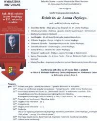 Zaproszenie na konferencję - strona 2